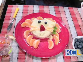 How to add some fun to school lunches