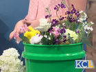 How to make inexpensive floral arrangements
