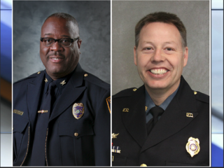 2 named finalists for KCPD police chief