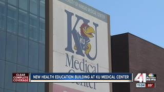 New health building opens at KU Medical Center