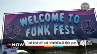 Rescheduled KC Funk Fest concert not happening