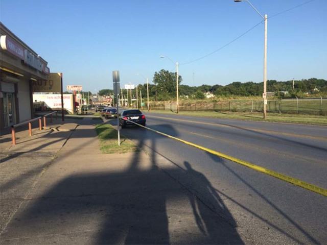 Man shot to death at Kansas City auto wash Friday