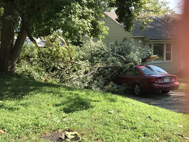 Thousands still without power after weekend storms