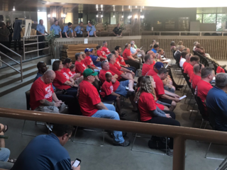 Grandview firefighters ask for tax-funded raise