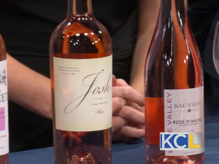 Rosé is the beverage of the summer