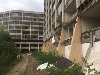 PHOTOS: Look inside abandoned KC Ramada hotel