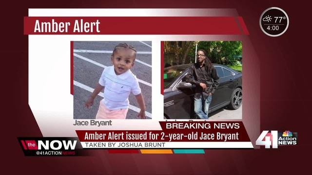 Amber Alert issued for 2-year-old boy from KCK