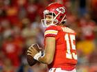 Patrick Mahomes moves up Chiefs depth chart