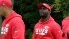 Chiefs fans split on Michael Vick