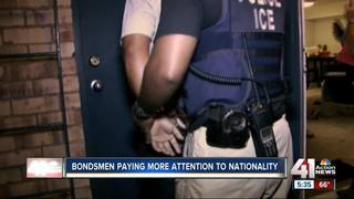 Nationality becoming more important to bondsmen