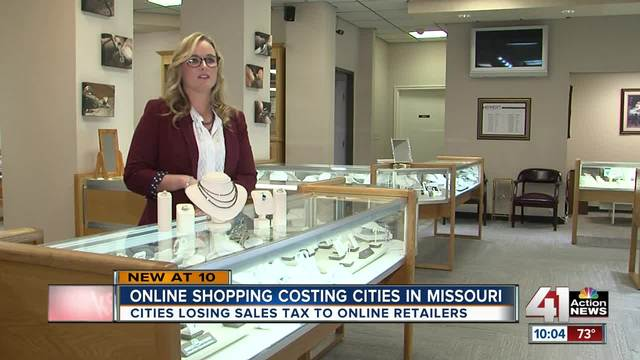 Cities to make adjustments as online shopping booms