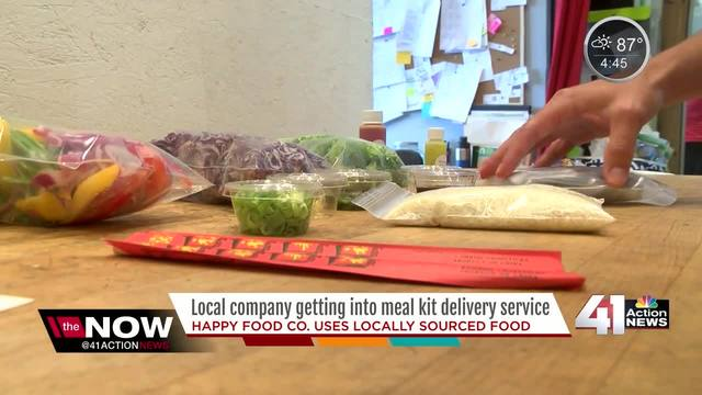 Happy Foods Co- brings fresh foods to local customers