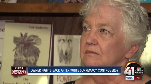 Local store combats hate with -NOH8- rally