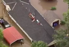 Family of 7 flees to roof due to flooding in KS
