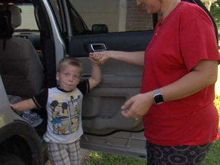 Deaf child stuck on Kansas school bus for hours