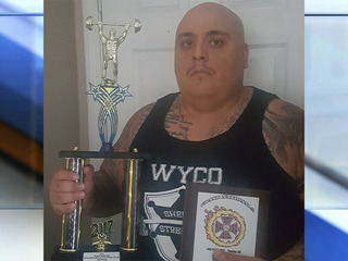 WyCo deputy wins nat'l weightlifting competition