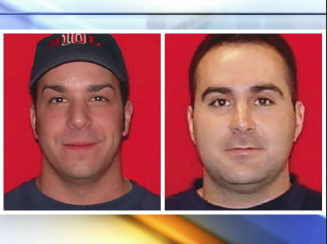 Report to be released in KC firefighters' deaths