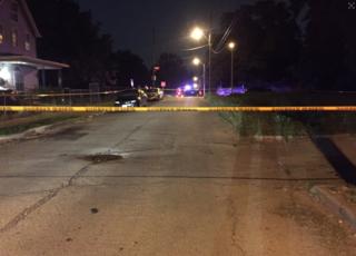 Man found with gunshot wound dies at hospital