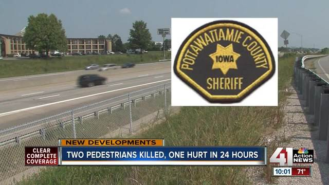 Pottawattamie County reserve deputy killed in hit and run