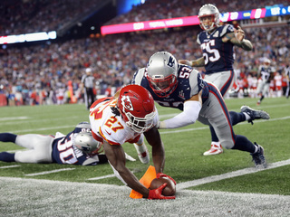 Chiefs RB Hunt shifts focus to Eagles