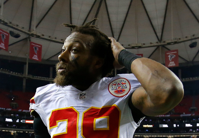 Berry leaves game, Chiefs fear Achilles injury