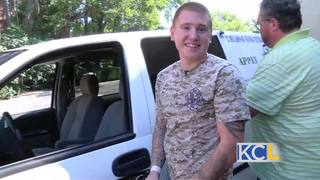 Cars 4 Heroes gives car to local firefighter