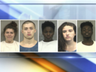 5 charged in beating KC delivery driver with bat