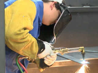Welding program gives metro students head start