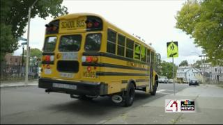 Remind your kids about school bus safety