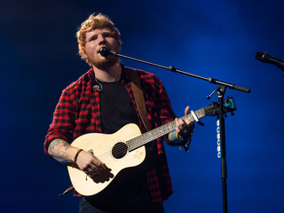 Ed Sheeran to perform at Arrowhead in 2018