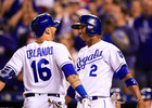 Orlando makes most of first home run