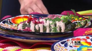 Recipe: Chiles En Nogada