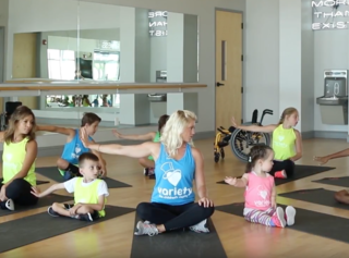 New inclusive exercise videos feature KC kids