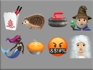 Apple previews new emoji coming in OS update