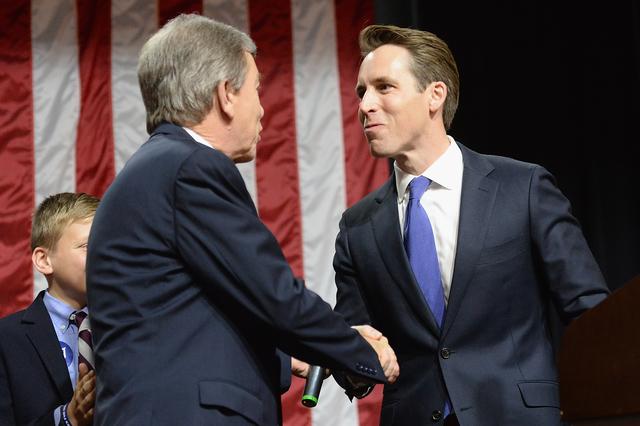 Hawley formally announces US Senate campaign
