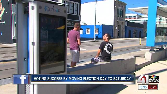 Saturday election proved successful, according to board of elections