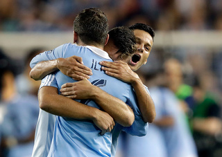 Sporting KC makes playoffs for 7th straight year