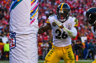 Bell-Dozed; Le'Veon Bell & Co. take down Chiefs