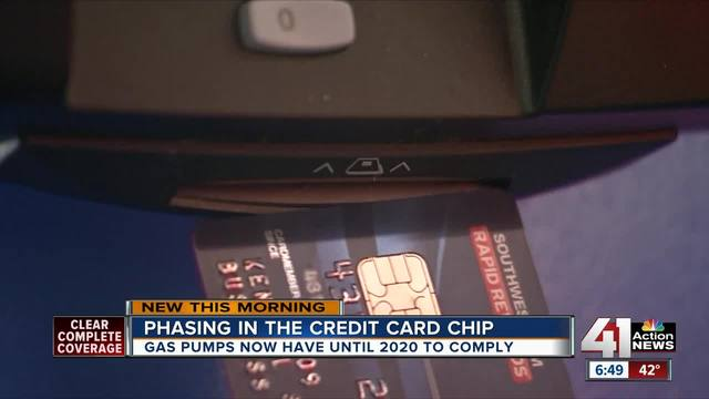 Gas stations must install chip readers by 2020 or become liable for skimmers