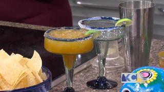RECIPE: Pumpkin Margaritas
