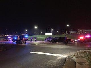 Pedestrian killed near 40 Hwy & Phelps in KCMO