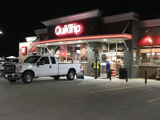 Police look for person who shot at KCMO QuikTrip