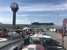Fans pack Kansas Speedway for NASCAR weekend