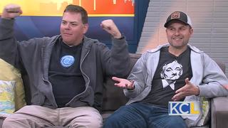 Laugh with the Broken Lizards at KC Improv