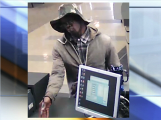 Arvest Bank robbed by single suspect