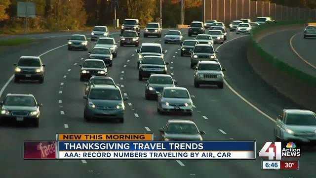 AAA: More than 1.6 million Michiganders will celebrate Thanksgiving with holiday getaway