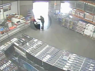 Footage released of shooting at Kansas Costco