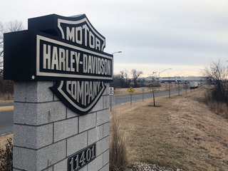Harley recalls nearly 175K bikes for brake issue