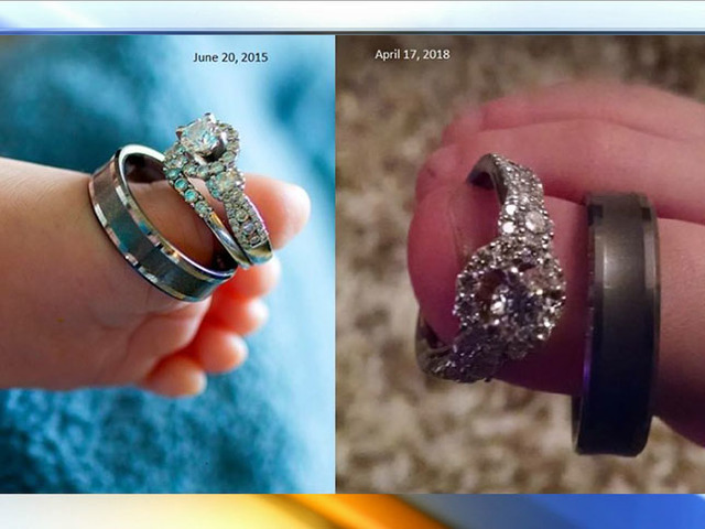 Stolen wedding rings returned to kansas city man fox 4 for Wedding rings kansas city