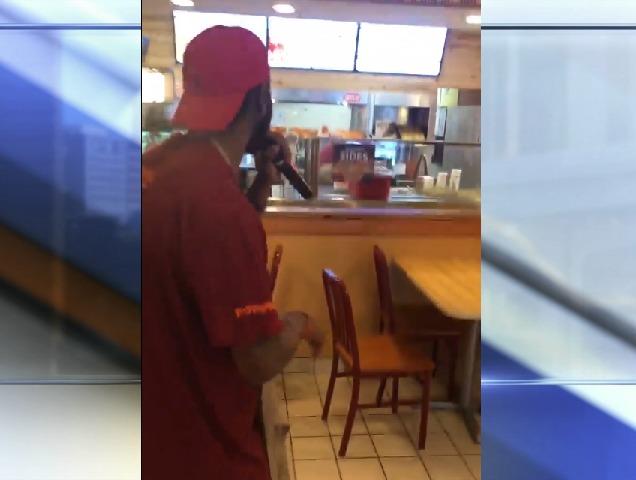 Kansas City Man U0027quitsu0027 Job At Popeyeu0027s By Singing In Viral Video